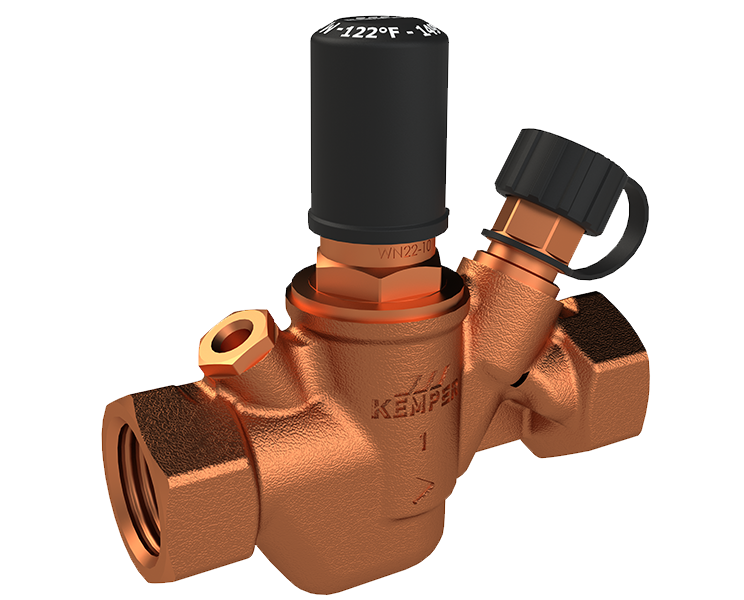 Multi-therm Valves